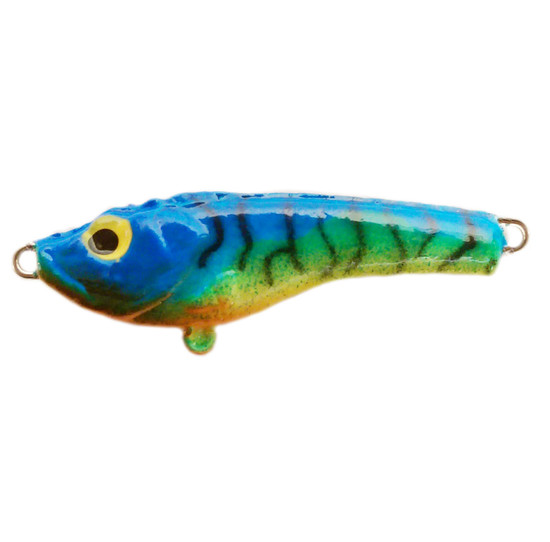 Blue tiger inline fishing weight for Gamma fishing line