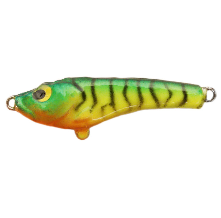 Green tiger inline fishing weight for Gamma fishing line