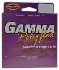 Gamma fishing line viper custom tackle for Gamma fishing line