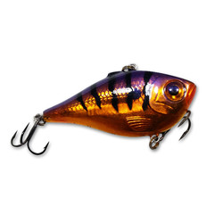 Tangerine Dream Custom Rapala Rippin' Rap