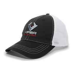 Viper Vintage Trucker Snap Back Cap