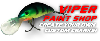 Create Your Own Custom Cranks with Viper Paint Shop!