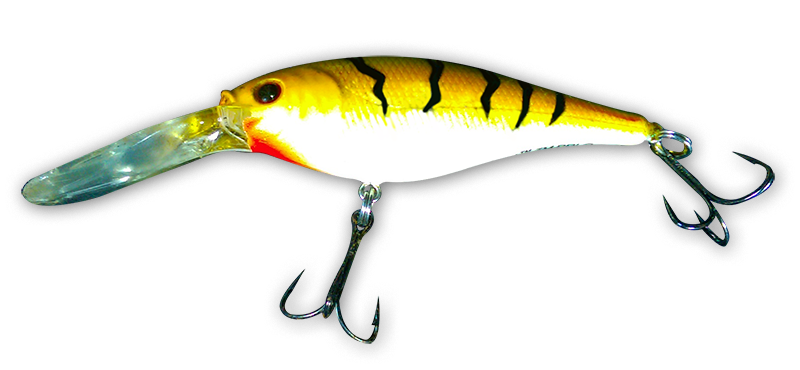 Custom Painted Crankbaits Walleye Fishing Lures | Viper